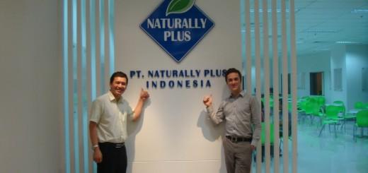 naturally plus indonesia