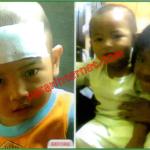 Testimoni Adik Affan sakit tonsil dan masuk angin