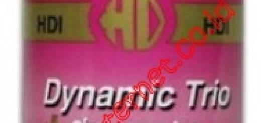 dynamic trio glucosamine