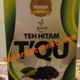 teh hitam T'QU